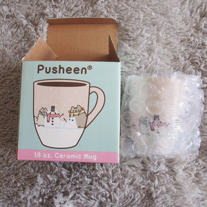 Pusheen Box Winter 2017 Ceramic Mug